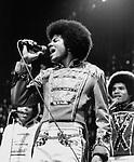 Michael Jackson 1977 and The Jacksons