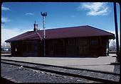 Antonito station<br /> D&amp;RGW  Antonito, CO