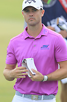 Wesley Bryan (USA) on the 3rd green during Friday's Round 2 of the 117th U.S. Open Championship 2017 held at Erin Hills, Erin, Wisconsin, USA. 16th June 2017.<br /> Picture: Eoin Clarke   Golffile<br /> <br /> <br /> All photos usage must carry mandatory copyright credit (&copy; Golffile   Eoin Clarke)