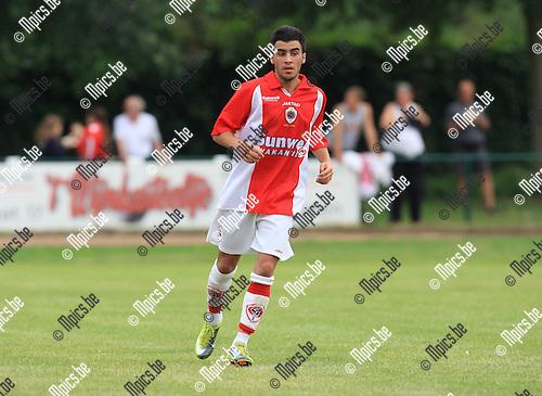 2010-06-21 / Voetbal / seizoen 2010-2011 / R. Antwerp FC / Kerem Zevne ..Foto: mpics