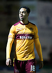 Motherwell v St Johnstone&hellip;06.02.18&hellip;  Fir Park&hellip;  SPFL<br />Charles Dunne<br />Picture by Graeme Hart. <br />Copyright Perthshire Picture Agency<br />Tel: 01738 623350  Mobile: 07990 594431