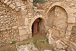 Israel, Jerusalem Archaeological Park, the dwellings' remains are mainly Herodian, Byzantine and Umayyad<br />