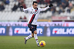 Nicola Sansone of Bologna during the Serie A match at Stadio Grande Torino, Turin. Picture date: 12th January 2020. Picture credit should read: Jonathan Moscrop/Sportimage