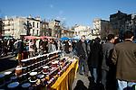 20080202 - France - Aquitaine - Bordeaux<br /> LE MARCHE SAINT-MICHEL, PLACE SAINT-MICHEL A BORDEAUX.<br /> Ref : MARCHE_010.jpg - © Philippe Noisette.