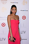 MIAMI BEACH, FL - FEBRUARY 19: Chanel Iman attends Sports Illustrated Hosts 'Club SI' at LIV nightclub at Fontainebleau Miami on February 19, 2014 in Miami Beach, Florida. (Photo by Johnny Louis/jlnphotography.com)