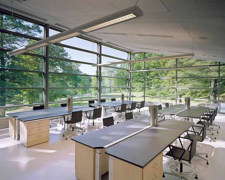 Center for Science and Computation at Bard College   Rafael Viñoly Architects PC