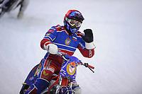 MOTORSPORT: HEERENVEEN: 31-03-2017, IJsstadion Thialf, IJsspeedway Roelof Thijs Bokaal, winnaar Eduard Krysov (RUS), ©foto Martin de Jong