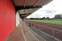 General view of the ground ahead of Hornchurch vs Margate, BetVictor League Premier Division Football at Hornchurch Stadium on 13th August 2019