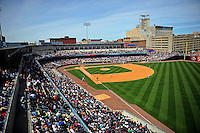 Detroit Tigers vs Mud Hens