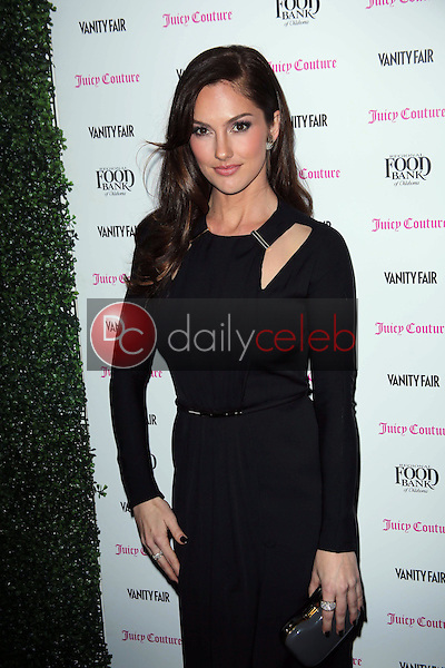 Minka Kelly<br />