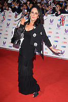 LONDON, UK. October 31, 2016: Lesley Joseph at the Pride of Britain Awards 2016 at the Grosvenor House Hotel, London.<br /> Picture: Steve Vas/Featureflash/SilverHub 0208 004 5359/ 07711 972644 Editors@silverhubmedia.com