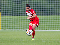 Boyds, MD - May 26, 2014: The Washington Spirit defeated the Houston Dash 3-2 at the Maryland SoccerPlex.