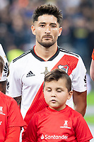 River Plate Milton Casco during  Commebol Final Match between River Plate and Boca Juniors at Santiago Bernabeu Stadium in Madrid, Spain. December 09, 2018. (ALTERPHOTOS/Borja B.Hojas)<br /> Foto Alterphotos/Insidefoto <br /> ITALY ONLY
