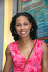 Kim Brockington went to see A Second Of Pleasure a part of Summer Shorts 3 Festival of New Ameican Short Plays on August 22, 2009 at 59 E 59 Theaters, New York City, New York.  (Photo by Sue Coflin/Max Photos)