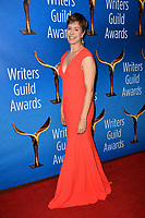 LOS ANGELES, CA. February 17, 2019: Dorothy Fortenberry at the 2019 Writers Guild Awards at the Beverly Hilton Hotel.<br /> Picture: Paul Smith/Featureflash