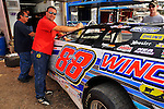 Feb 11, 2009; 4:06:13 PM; Barberville, FL, USA; UMP DIRTcar Racing Series for the 38th Annual ALLTEL DIRTcar Nationals by UNOH at Volusia Speedway Park.  Mandatory Credit: (thesportswire.net)