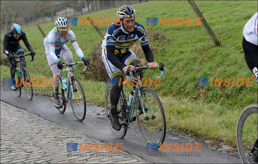 Juan Antonio Flecha (Spa)     of Vacansoleil DCM  .20/3/2013 .Ciclismo Giro delle Fiandre.Foto Photonews / Panoramic / Insidefoto .ITALY ONLY