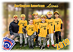 2019 Burlington American Lions
