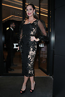 Nina Naustdal at the Delvaux x Vogue cocktail reception, Delveaux, New Bond Street, London, England, UK, on Tuesday 10 July 2018.<br /> CAP/CAN<br /> &copy;CAN/Capital Pictures