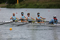 Race: 96: Tier2 4+  Heat 2<br /> <br /> Peterborough Summer Regatta 2017 - Saturday<br /> <br /> To purchase this photo, or to see pricing information for Prints and Downloads, click the blue 'Add to Cart' button at the top-right of the page.