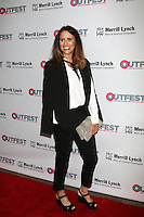 LOS ANGELES, CA - OCTOBER 23: Amy Landecker at the 2016 Outfest Legacy Awards at Vibiana in Los Angeles, California on October 23, 2016. Credit: David Edwards/MediaPunch