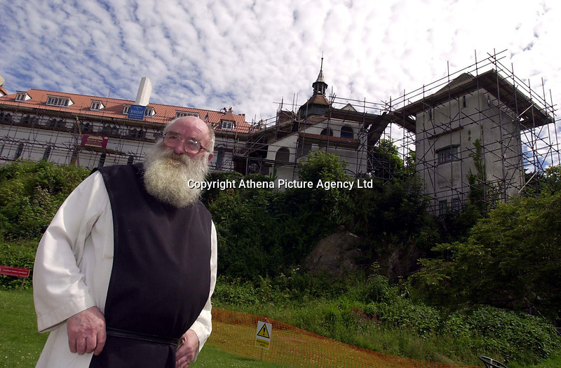 Pictured: Brother Robert. STOCK PICTURE<br /> Re: Dyfed-Powys Police has received reports of historical sexual abuse perpetrated by a monk on Caldey Island in the 1970s and 1980s.<br /> The force investigated in 2014 and 2016 but could not prosecute as the monk, Father Thaddeus Kotik, died in 1992.<br /> The Guardian newspaper has reported that Caldey Abbey has paid compensation to six women who were abused as children.