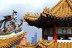 Chinese Temple, Kuala Lumpur