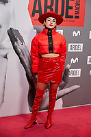 Miranda Makaroff attends to ARDE Madrid premiere at Callao City Lights cinema in Madrid, Spain. November 07, 2018. (ALTERPHOTOS/A. Perez Meca) /NortePhoto.com