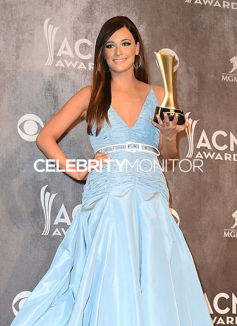 LAS VEGAS, NV, USA - APRIL 06: Kacey Musgraves in the press room at the 49th Annual Academy Of Country Music Awards held at the MGM Grand Garden Arena on April 6, 2014 in Las Vegas, Nevada, United States. (Photo by Celebrity Monitor)