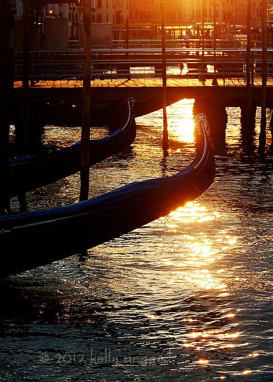 Gondola - Venice, Italy