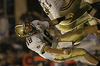 09 October 2004:  Kyle Orton, Purdue QB .<br />