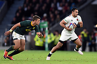 Ben Te'o of England goes on the attack. Quilter International match between England and South Africa on November 3, 2018 at Twickenham Stadium in London, England. Photo by: Patrick Khachfe / Onside Images
