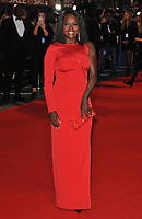 Viola Davis at the &quot;Widows&quot; opening film gala, 62nd BFI London Film Festival 2018, Cineworld Leicester Square, Leicester Square, London, England, UK, on Wednesday 10 October 2018.<br /> CAP/CAN<br /> &copy;CAN/Capital Pictures