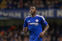 Abdul Rahman Baba of Chelsea in action during the UEFA Champions League match between Chelsea and Maccabi Tel Aviv at Stamford Bridge, London, England on 16 September 2015. Photo by Andy Rowland.