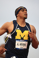 2009 NCAA National Track & Field Championships.Adam Harris