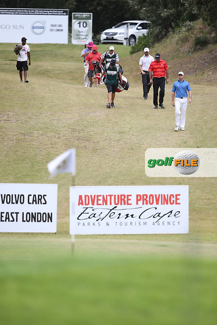 Oliver Wilson (ENG) leads the way down the 10th during Round One of the Africa Open 2015 at the East London Golf Club, East London, Eastern Cape, South Africa. Picture:  David Lloyd / www.golffile.ie. 05/03/2015