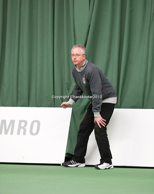 20-01-13, Tennis, Rotterdam, Wildcard for qualification ABNAMROWTT, Linesman Frits
