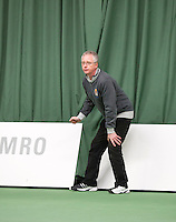 20-01-13, Tennis, Rotterdam, Wildcard for qualification ABNAMROWTT, Linesman Frits
