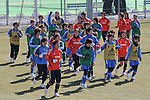 Nadeshiko Japan team group (JPN), FEBRUARY 11, 2012 - Football / Soccer : Nadeshiko Japan team training Wakayama camp at Kamitonda Sports Center in Wakayama, Japan. (Photo by Akihiro Sugimoto/AFLO SPORT) [1080]