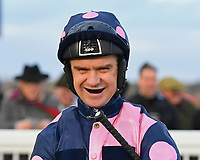 Jockey William Kennedy during Horse Racing at Plumpton Racecourse on 10th February 2020