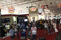 SAO PAULO, SP, 09.11.2014 - SALAO DO AUTOMOVEL - Movimentação no último dia do 28º Salão Internacional do Automóvel no Anhembi na região norte de São Paulo, neste domingo, 09. (Foto: Marcos Moraes / Brazil Photo Press).