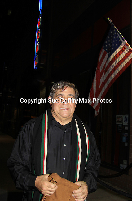 Dan Lauria (Wonder Years) stars in A Christmas Story The Musical on opening night after party at Lucky Strike on November 19, 2012 at the Lunt-Fontaine Theatre, New York City, New York where the musical is. (Photo by Sue Coflin/Max Photos)