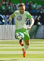 Jakub Blaszczykowski   <br /> / Sport / Football / Football: Germany, 1. Bundesliga  /  2017/2018 / 28.04.2018 / VfL Wolfsburg WOB vs. Hamburger SV HSV 180428029 /  *** Local Caption *** © pixathlon<br /> Contact: +49-40-22 63 02 60 , info@pixathlon.de