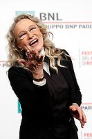 Eleonora Giorgi <br /> Roma 31/10/2017.  Auditorium parco della Musica. Festa del Cinema di Roma 2017.<br /> Rome October 31st 2017. Rome Film Fest 2017<br /> Foto Samantha Zucchi Insidefoto