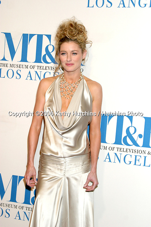Louise Lombard.Museum of TV & Radio Annual Gala IHO Les Moonves and Jerry Bruckheimer.Regent Beverly Wilshire Hotel.Beverly Hills, CA.October 30, 2006.©2006 Kathy Hutchins / Hutchins Photo....