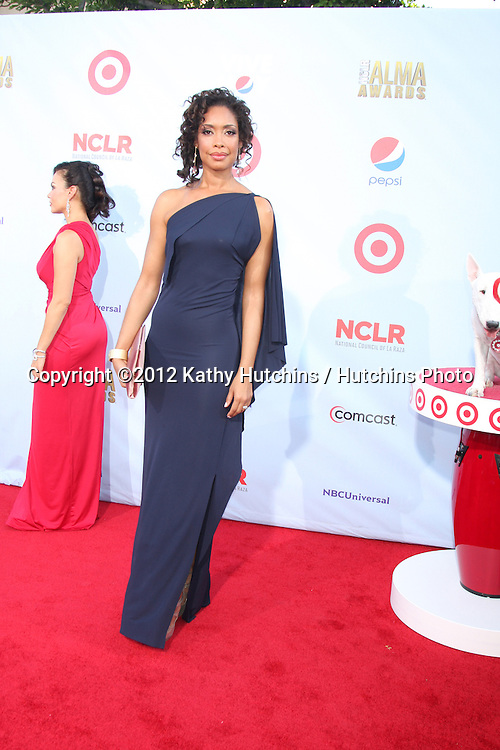 LOS ANGELES - SEP 16:  Gina Torres arrives at the 2012 ALMA Awards at Pasadena Civic Auditorium on September 16, 2012 in Pasadena, CA