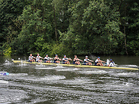 Henley Royal Regatta, Henley on Thames, Oxfordshire, 28 June - 2 July 2017.  Wednesday  09:41:48   28/06/2017  [Mandatory Credit/Intersport Images]<br /> <br /> Rowing, Henley Reach, Henley Royal Regatta.<br /> <br /> The Temple Challenge Cup<br />  Yale University, U.S.A.
