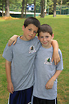 Jamie & Adam Spielman - Cedar Pines - Bunk 1 - 2013 - Camp Willdwood 2013 (Photo by Sue Coflin/Max Photos)