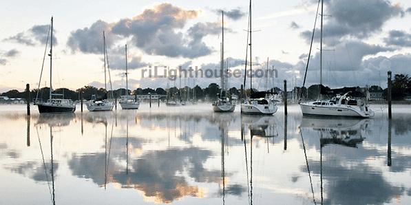 Wickford Harbor