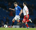 Fraser Aird and Jim Ervin